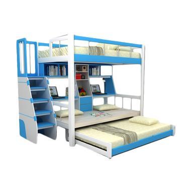 Funkids Nouva 01-100 TS Set Tempat Tidur Anak