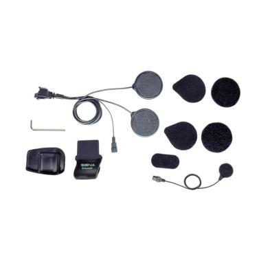 Sena SMH5-FM Bluetooth Headset Clamp Kit for Helm Full Face