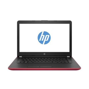 HP 14-BS092TX Notebook - Red [Ci3-6 ... B/Radeon 520(2GB)/Win 10]