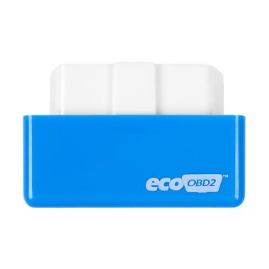 ECOOBD2 Eco OBD OBD2 Chip Tuner Fuel Saver for Diesel Cars - Biru