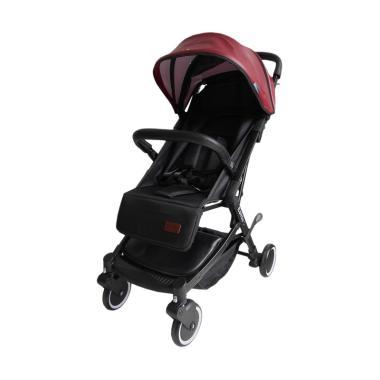BabyDoes CH 339 Esmio Stroller - Merah