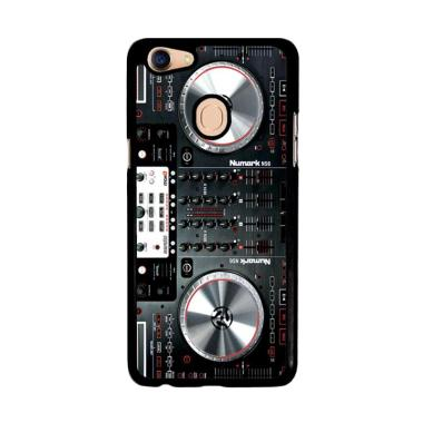 harga Acc Hp Digital Mixer Dj Turntable Electronic Music F0362 Custom Casing for OPPO F5 - Black Black Blibli.com