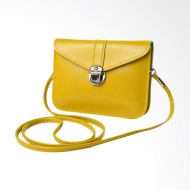 Lansdeal Fashion Zero Purse Leather ...  Women Sling Bag - Yellow