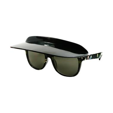 My Baby Mi Bao I2I-9717 Kids Visor  ... Sports Sunglasses - Black
