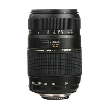Tamron AF 70-300mm F/4-5.6 Di LD Macro 1:2 Lensa Kamera for Nikon