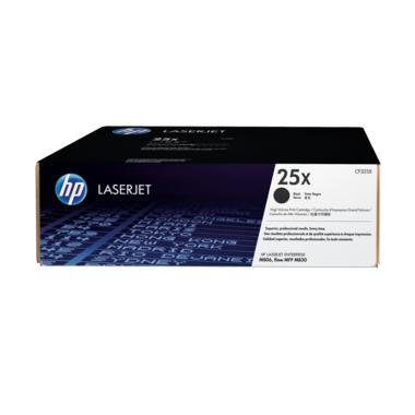 HP 25X LaserJet Toner Cartridge - Black
