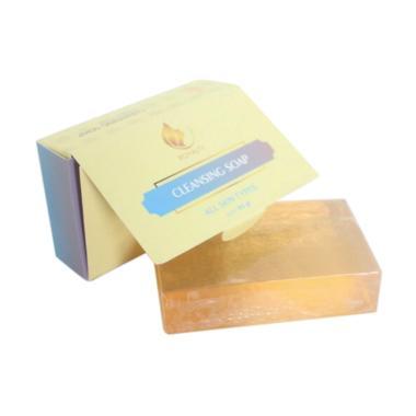 Pencerah wajah alami dam pemutih wa ... ndonesia Miracle Soap Bar