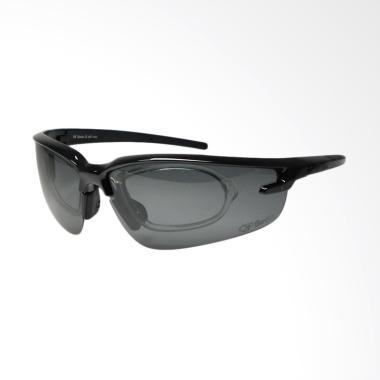 OJO Sport Polarized TR90 RX Fishing ... Black Glossy [I2I-14054L]