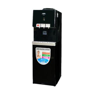 Sanken HWD-707BK Dispenser Galon Atas - Black