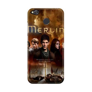 Flazzstore Merlin Fantasy Adventure ... asing for Xiaomi Redmi 4X