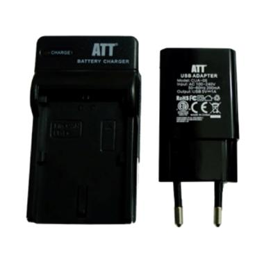 Attitude DC-CAN-13 Charger for Cano ... es/80D/70D/60D) jpckemang