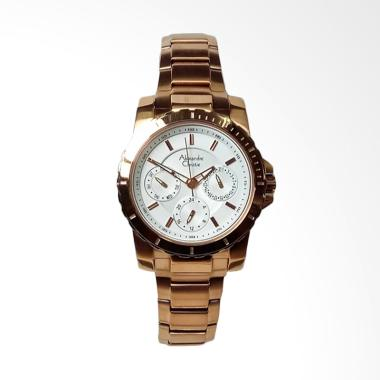 Alexandre Christie AC6141BF Multifu ...  Wanita - Rose Gold White