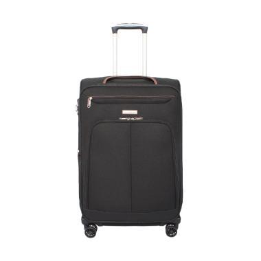 Navy Club TSA GGCH Softcase Koper - Hitam [Size 24 Inch]