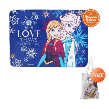 BOGO - Frozen Winter Magic Small Bl ...  Tote Bag Disney Princess