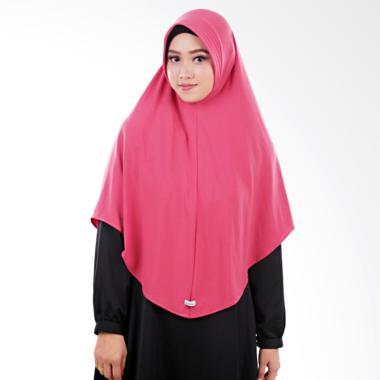 Atteena Hijab Aulia Keyra Jilbab Instan - Dustypink