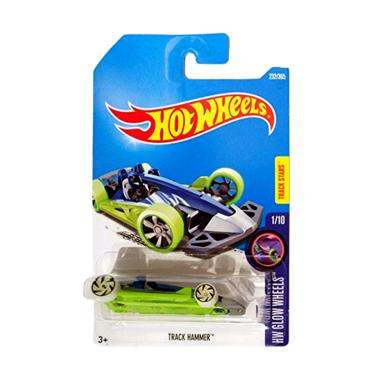 Hot Wheels Track Hammer Diecast