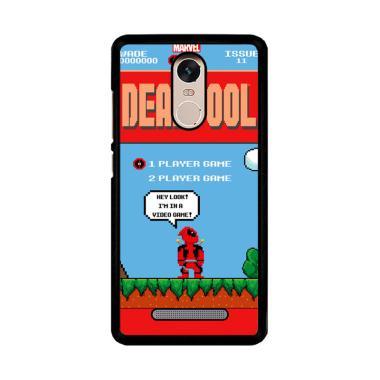 Flazzstore Super Mario Deadpool Vid ... edmi Note 3 or Note 3 Pro