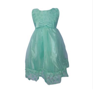 VERINA BABY Babydoll Dress Pesta Anak - Tosca
