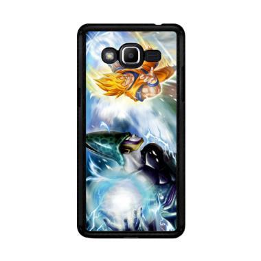 Flazzstore Dragonball Z Cell Vs Gok ... r Samsung Galaxy J2 Prime
