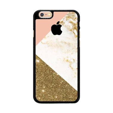 Flazzstore Pink And Gold Marble App ...  iPhone 6 Plus or 6S Plus