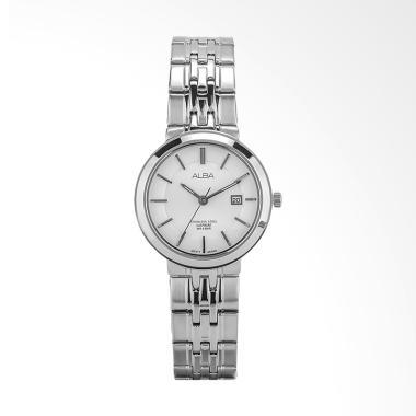 Alba AH7N53X1 Ladies Jam Tangan Wanita - Silver ... 1fe0d80a01