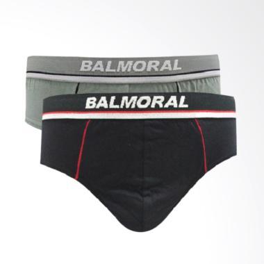 BALMORAL Boxer Underwear Celana Dalam Pria [BR21/Size S]