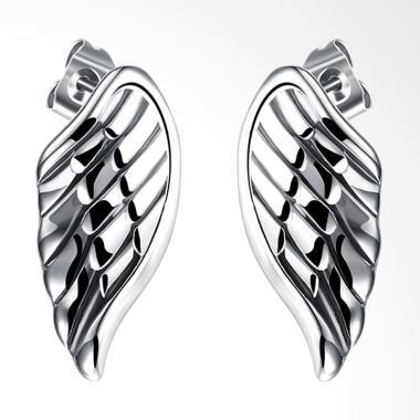 SOXY GMYE005 Feather Wing Earrings Wanita