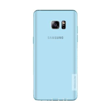 Nillkin Nature TPU Casing for Samsung Galaxy Note FE or Note 7 - Blue