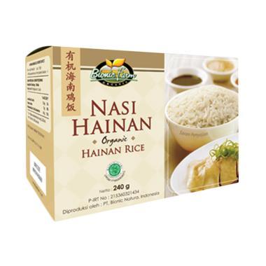 Bionic Farm Instant Hainan Rice Organic [240 g]