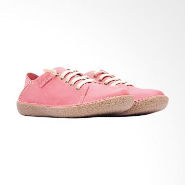Life8 Way Nubuck Leather Mules Sepatu Sneaker Pria - Peach [09654-2]