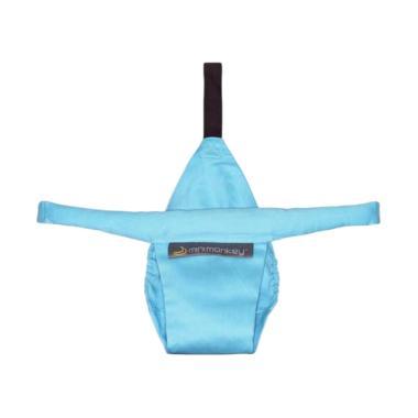 Minimonkey Minichair Pengaman Kursi Bayi - Turquoise