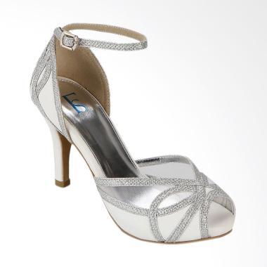 Farish Palmer Sepatu Wanita - White