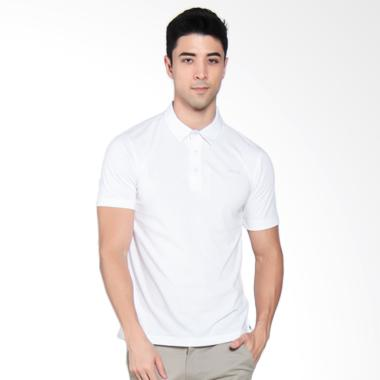 Svingolf Basic Fit Polo Golf Pria - White