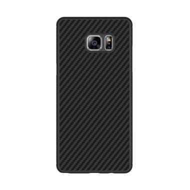 Nillkin Synthetic Fiber Hardcase Ca ...  or Galaxy Note 7 - Black