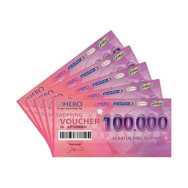 Voucher belanja Giant [Rp 500.000]