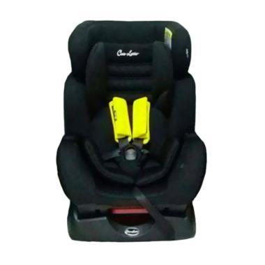 Cocolatte CL 888 Car Seat - Black Yellow