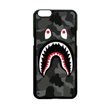 Acc Hp Bape Shark Hoodie Camo W5258 Casing for Oppo F1s