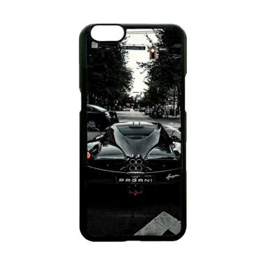 Acc Hp Black Pagani Huayra L2065 Casing for Oppo F3