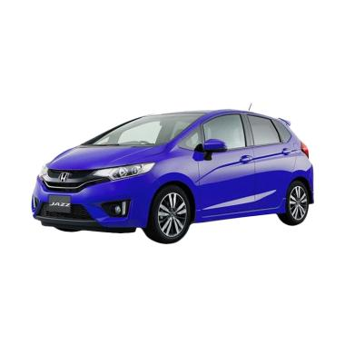 Honda Jazz 1.5 S Mobil - Brilliant Sporty Blue Metallic