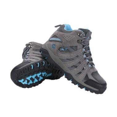 Snta 606 Sepatu Outdoor - Blue