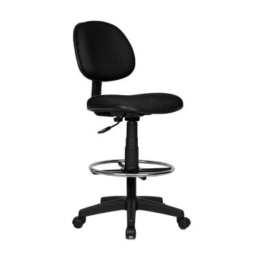 HighPoint ECO15 Eco Series Bar Stool Kursi Kantor - Black