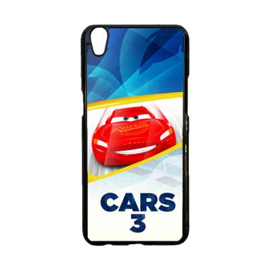 Acc Hp Cars 3 Movie McQueen J0251 Casing for Oppo Neo 9