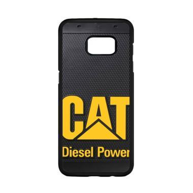 Acc Hp Caterpillar CAT Diesel Power X5860 Casing for Samsung Galaxy S7