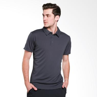 adidas Men Tennis Climachill Polo Shirt Pria [CE1442]