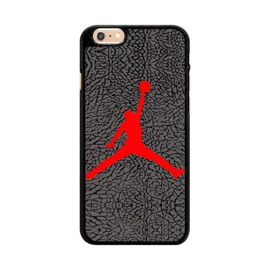 Flazzstore Air Jordan Grey Texture  ... for iPhone 6 or iPhone 6S