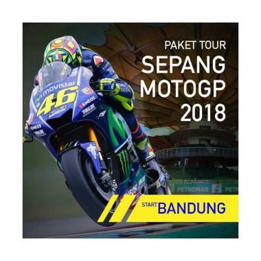TX Travel Paket Tour Sepang MotoGP  ... rasia [3D2N-3-5 Nov 2018]