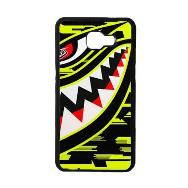 Acc Hp Troy Lee Designs P51 Hivis Yellow E1528 Casing for Samsung Galaxy A5 2017