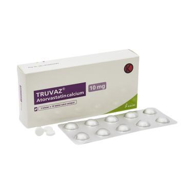 Truvaz Tablet [10 Mg/ 10 Tablet-Strip]
