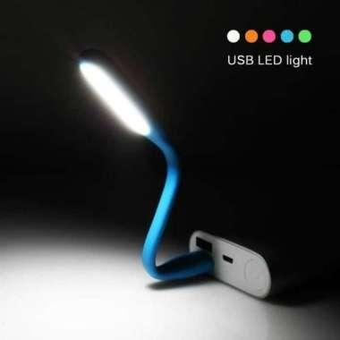 harga New Lampu LED USB MINI Model Sikat SUPER TERANG Flexible Colok Powerbank Diskon Blibli.com