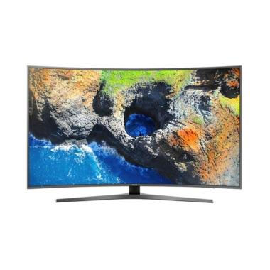 Samsung UA65MU6500KPXD UHD 4K Curved Smart TV [65 Inch] m